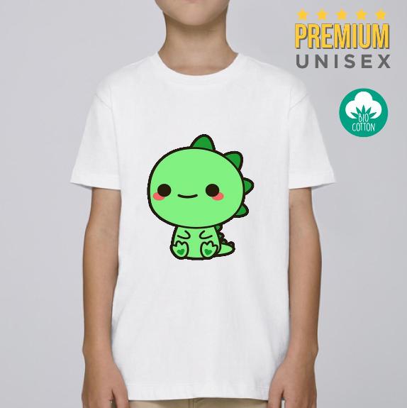 maglietta bambino drago